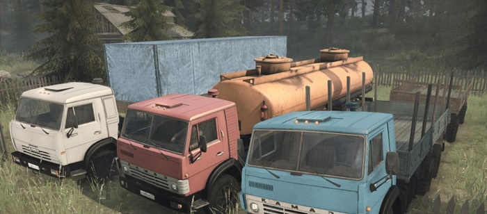 Photo of SpinTires MudRunner – Kamaz Kamyon Paketi