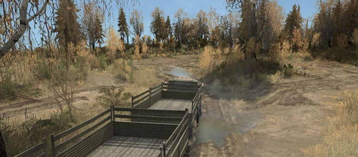 Photo of SpinTires MudRunner – Krem Haritası V1