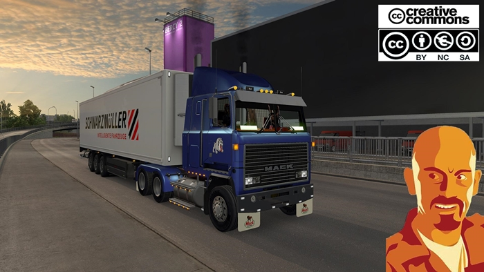 Photo of American Truck Simulator – Mack Ultraliner Tır Yaması [1.29]