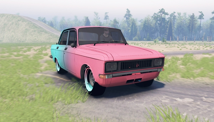 Photo of Spintires 2014 – Moskvich 2140 Araba Modu