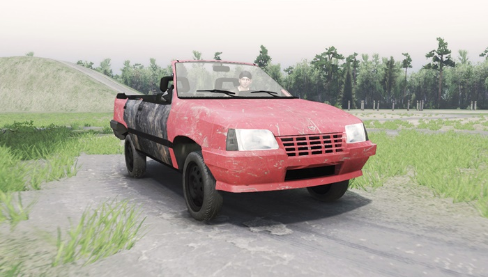 Photo of Spintires 2014 – Opel Kadett Cabrio (E) Araba Modu V3