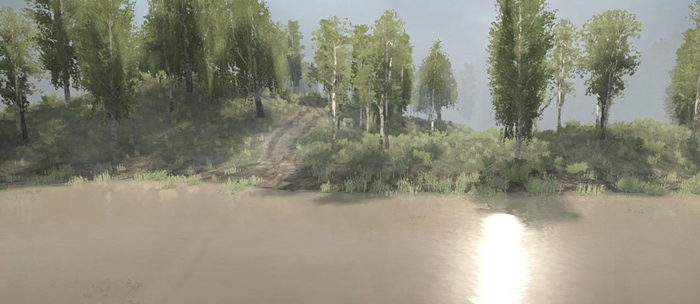 Photo of SpinTires MudRunner – Sel Haritası V1