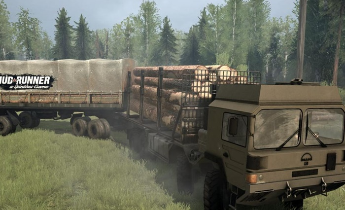 Photo of SpinTires MudRunner – TBT HX80 Kamyon Modu