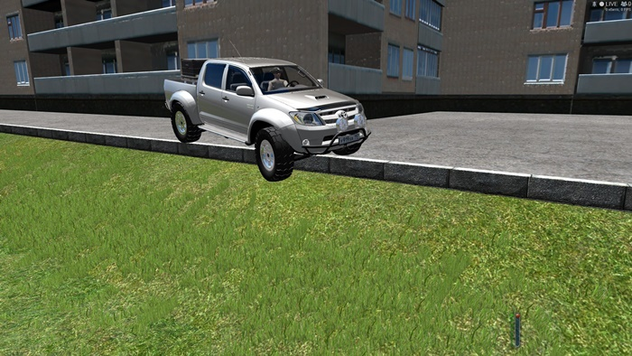 Photo of City Car Driving 1.5.5 – Toyota Hilux Arctic Pikap Yaması