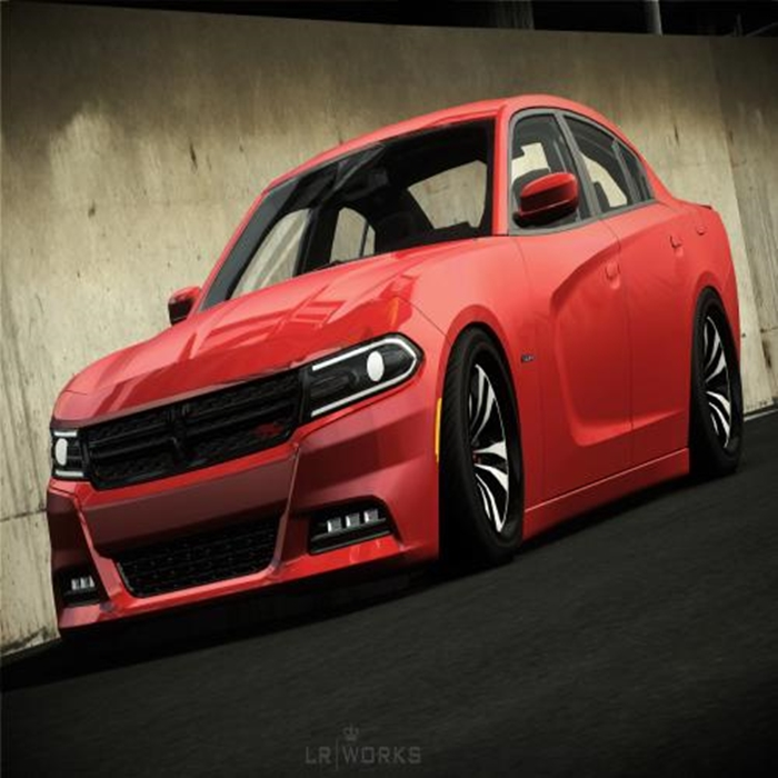 Photo of LFS – Dodge Charger 2015 Model