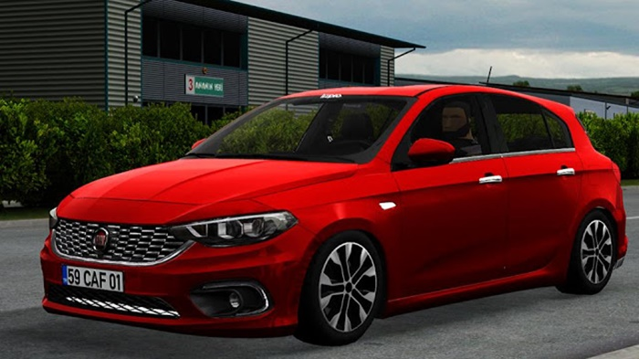 Photo of LFS – Fiat Egea Hatchback Araba Yaması