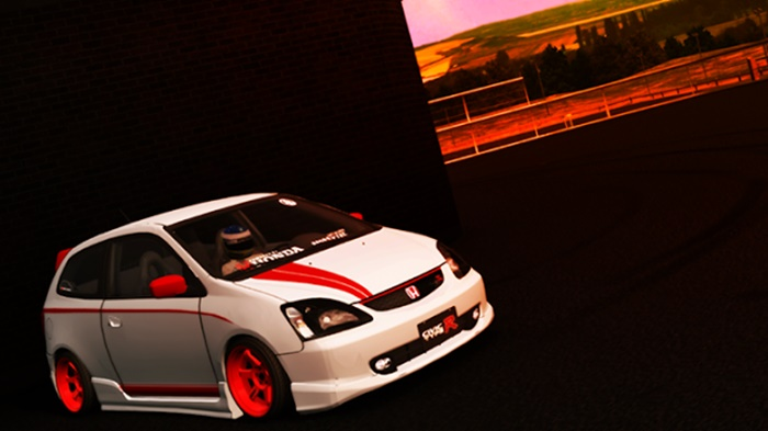 Photo of LFS – Honda Civic Type R Araba Yaması