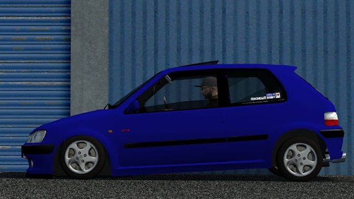 Photo of LFS – Peugeot 106 GTI Araba Yaması