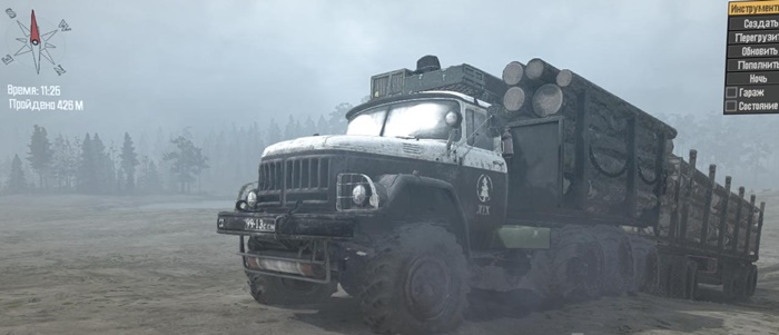 Photo of SpinTires MudRunner – Zil-131 8×8 Kamyon Modu v1.1