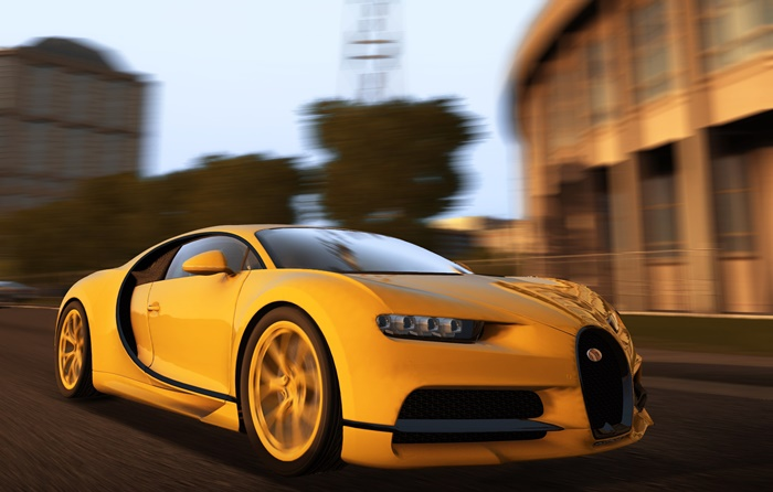 Photo of City Car Driving 1.5.5 – Bugatti Chiron 2016 Model