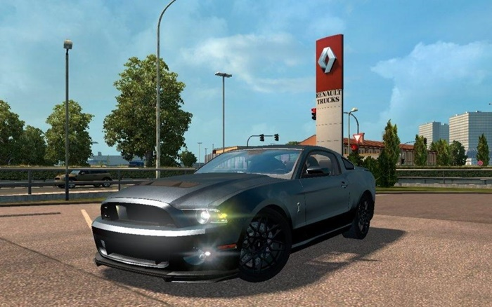 Photo of ETS2 – Ford Mustang V2.0