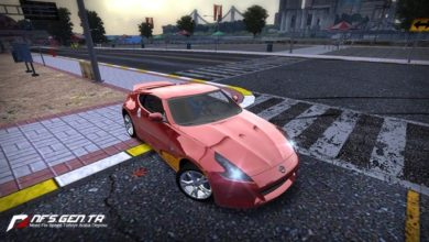 Photo of NFS Most Wanted – Nissan 370Z (Z34) 2010 Model