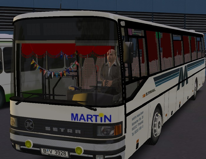 Photo of Omsi2 – Setra S215UL v1.1
