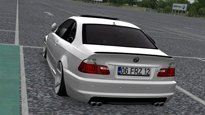Photo of LFS – BMW E46 Araba Yaması
