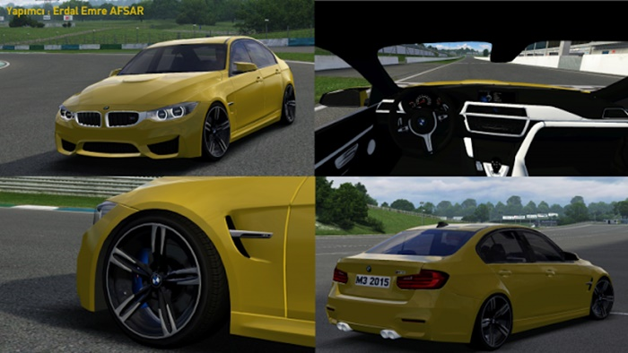 Photo of LFS – BMW M3 Sedan 2013 Model