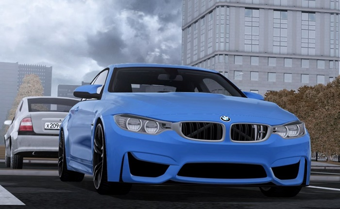 Photo of City Car Driving 1.5.1 – 1.5.5 – BMW M4 F82