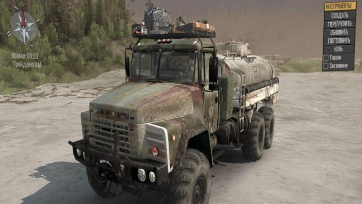 Photo of SpinTires MudRunner – Crash-260 Truck v1