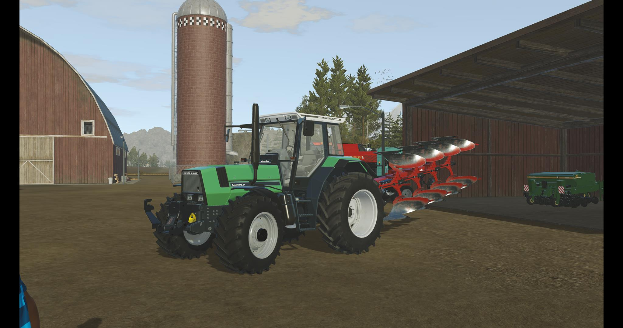 Photo of Pure Farming 2018 – Deutz AgroStar 6.61 Traktör