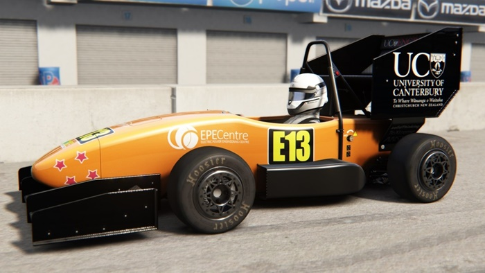 Photo of Assetto Corsa – Formula Student UCM 2016