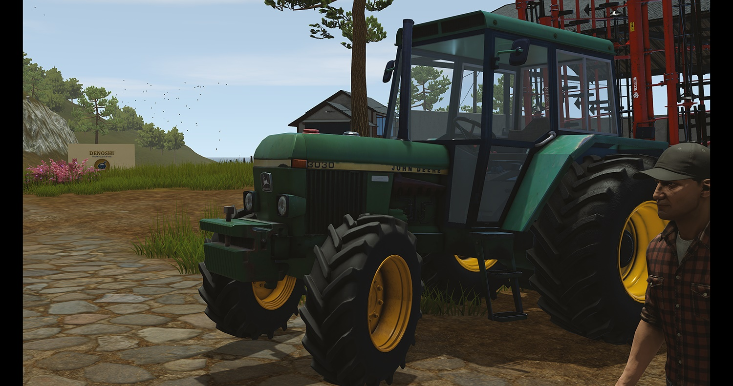 Photo of Pure Farming 2018 – John Deere 3030 Traktör