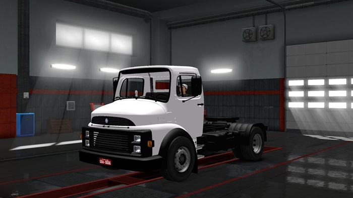 Photo of ETS2 – Mercedes-Benz 1313 Tır Modu