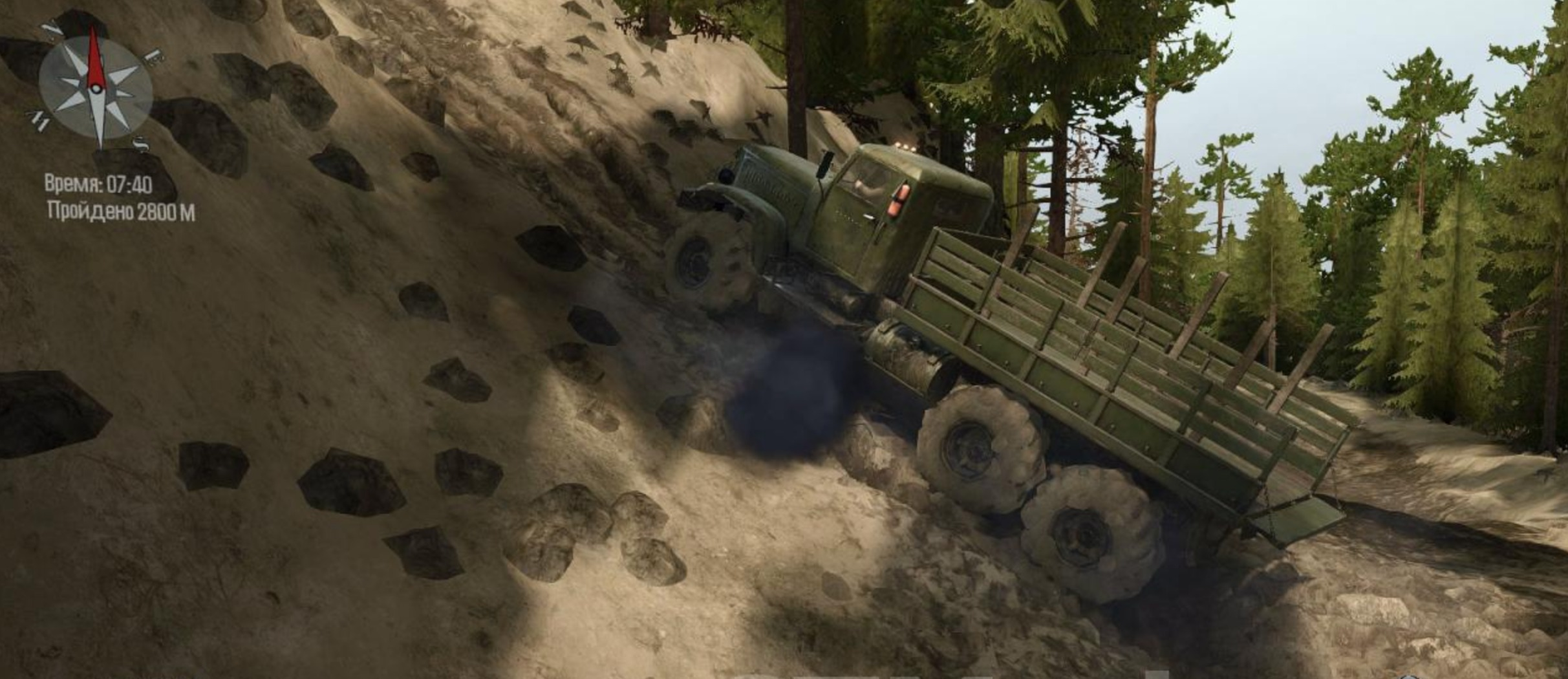 Photo of SpinTires MudRunner – Merry Tepe Haritası v1.0