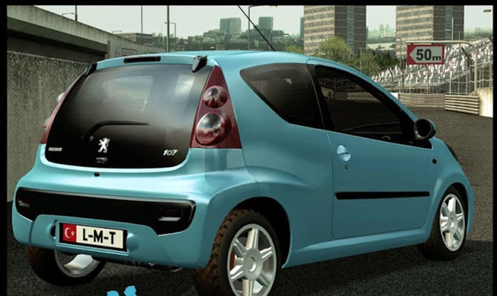 Photo of LFS – Peugeot 107 Araba Yaması