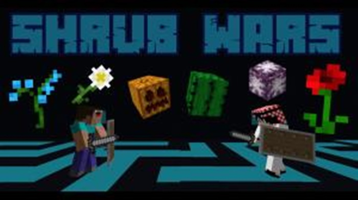 Photo of Minecraft – Shrub Wars PVP Haritası
