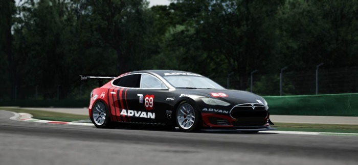 Photo of Assetto Corsa – Tesla Model S, GT