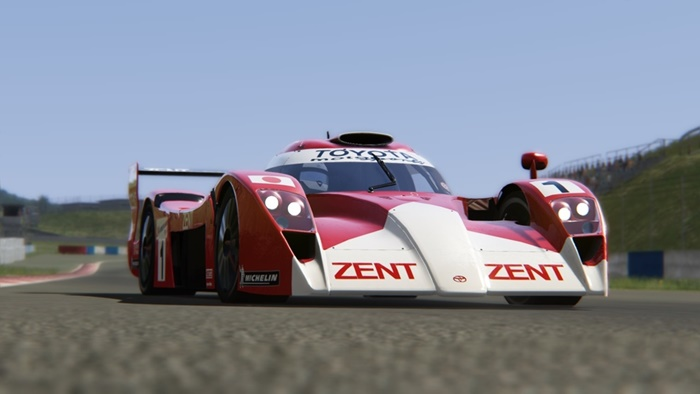 Photo of Assetto Corsa – Toyota GT-One TS020 GT1