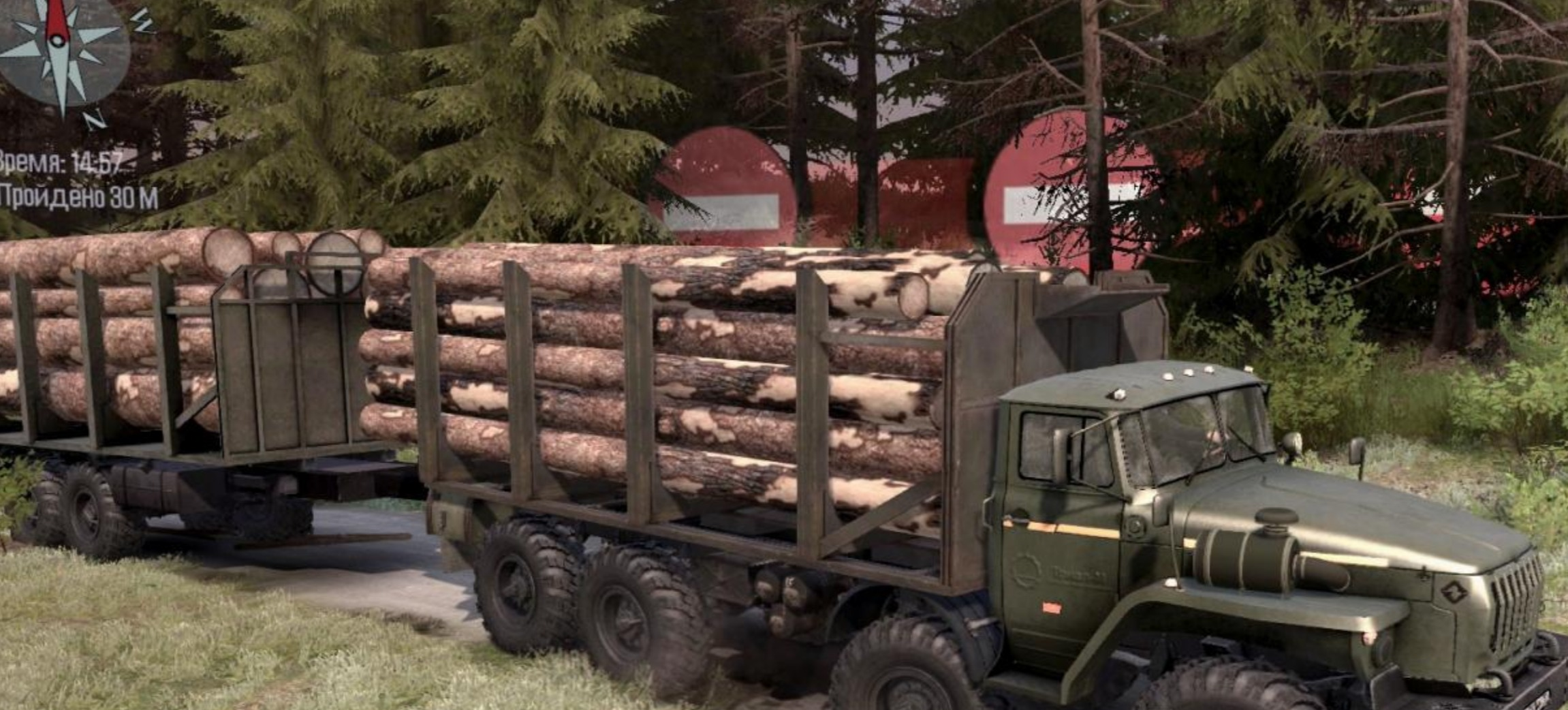 Photo of SpinTires MudRunner – Ural-6614 8×8 Kamyon Modu V2.2