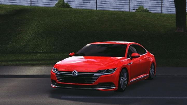 Photo of LFS – Volkswagen Arteon Araba Yaması