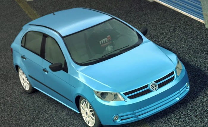 Photo of LFS – Volkswagen Golf Araba Yaması