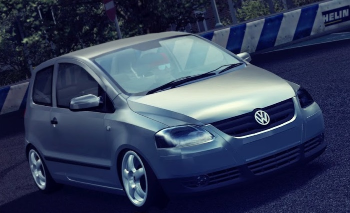 Photo of LFS – Volkswagen Fox Araba Yaması