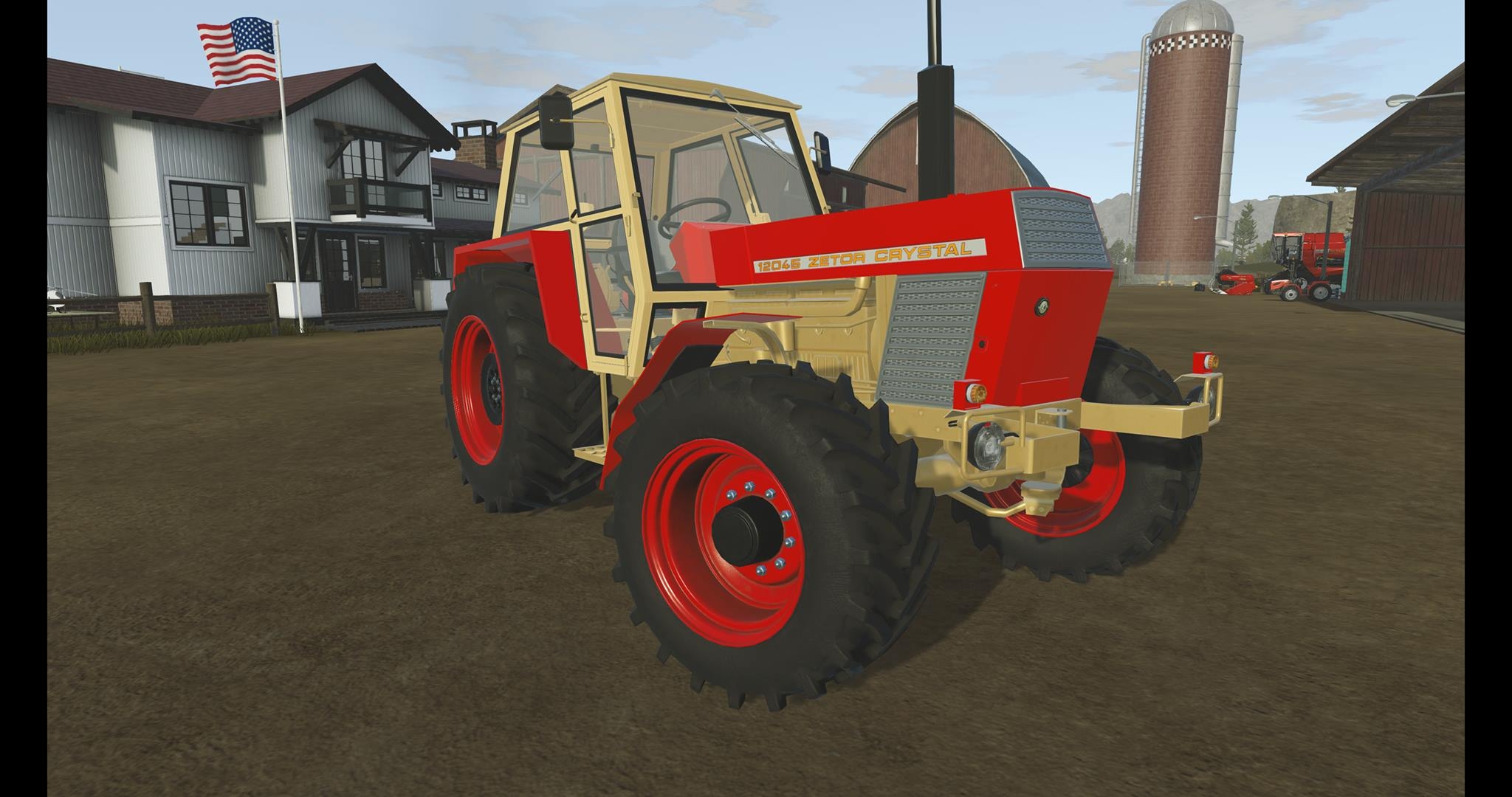 Photo of Pure Farming 2018 – Zetor Crystal 10245 Traktör