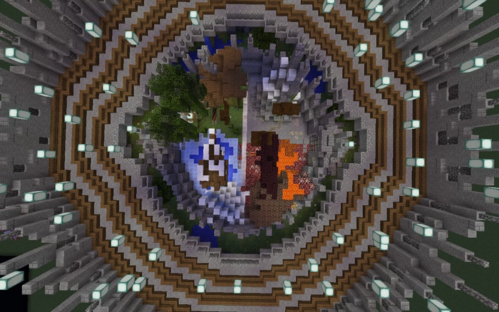 Photo of Minecraft – Arena PVP Haritası