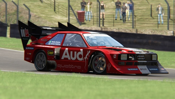 Photo of Assetto Corsa – KRB Audi S1 Silhouette