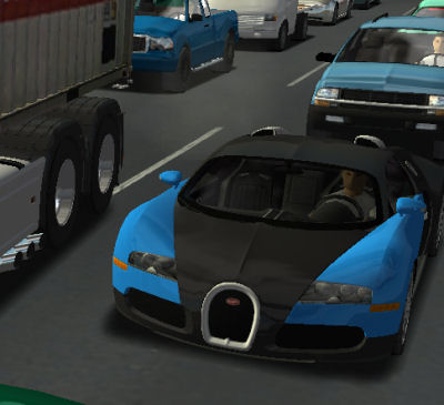 Photo of 18 Wos Haulin – Ai Bugatti Veyron Araba Modu