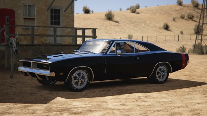 Photo of Assetto Corsa – Dodge Charger R/T 440 MAGNUM, 426 HEMI '69