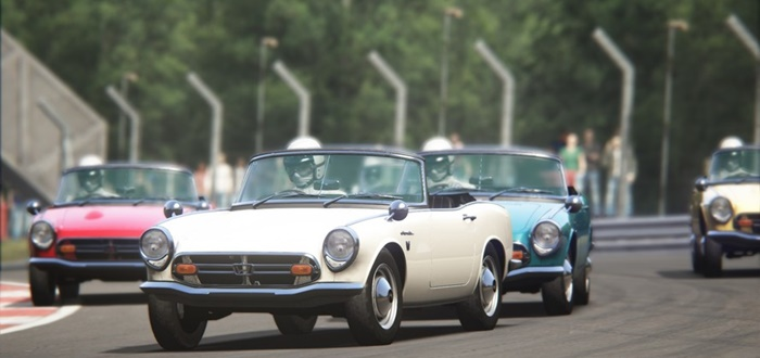 Photo of Assetto Corsa – Honda S800 + RSC