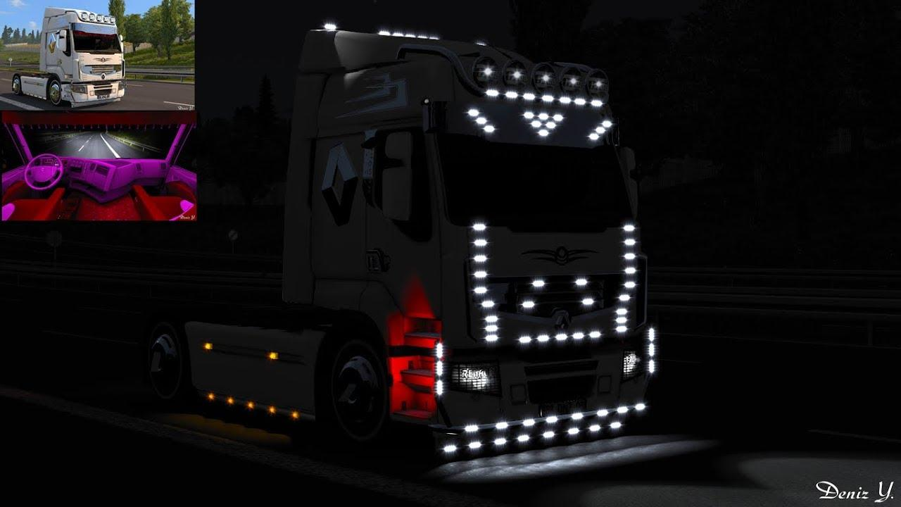 Photo of ETS2 – Renault Premium Tır Modu V1