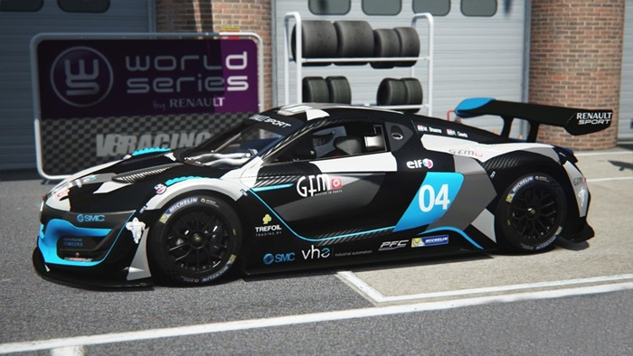 Photo of Assetto Corsa – Renault R.S.01