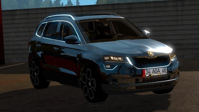 Photo of ETS2 – Skoda Karoq 2018 V1