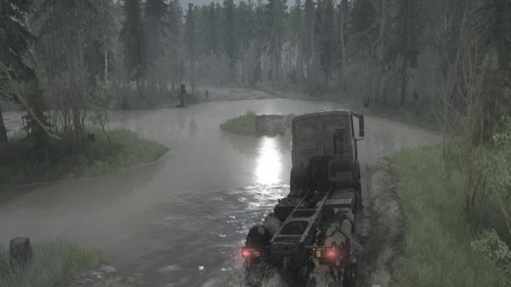 Photo of SpinTires MudRunner – Sopki Haritası v15.04.18