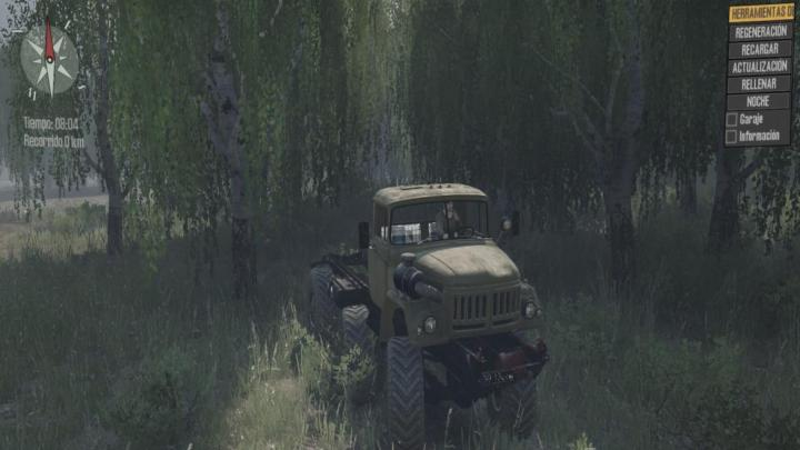"Photo of SpinTires MudRunner – Zil-131 ""Mongo"" Kamyon Modu v22/04/18"