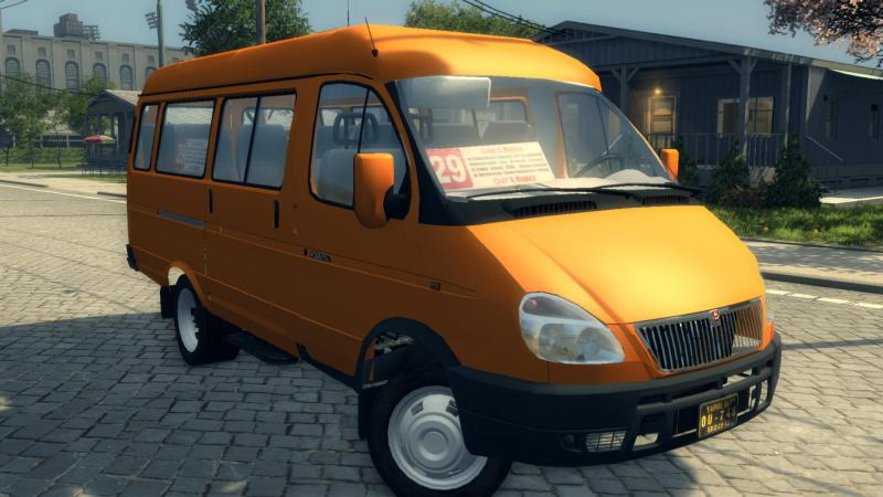 Photo of Mafia 2 – Gazel 32213 Minibüs Modu
