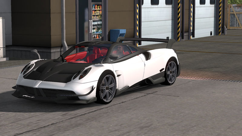 Photo of ETS2 – Pagani Huayra Araba Yaması