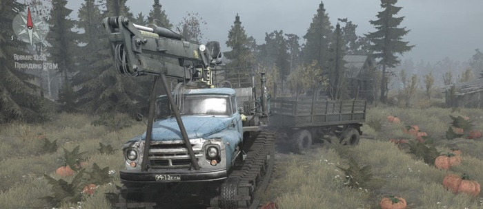 "Photo of SpinTires MudRunner – Zil B-1 ""Knight"" Kamyon v05/25/18"