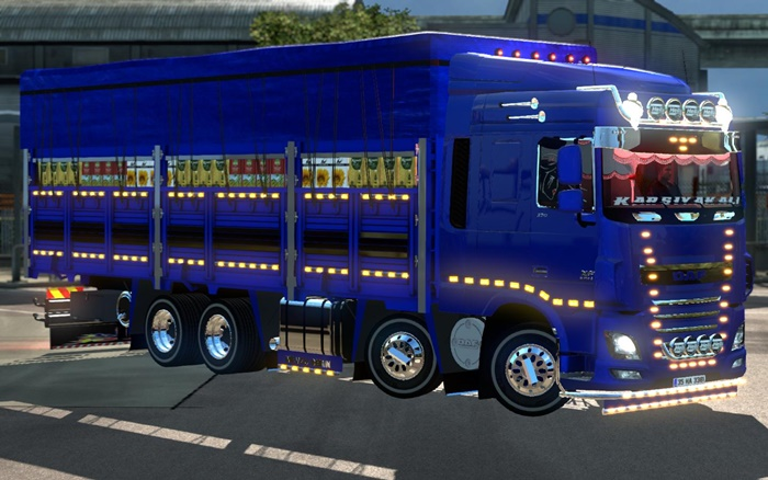 Photo of ETS2 – Daf  XF Euro 6 Kırkayak Modu