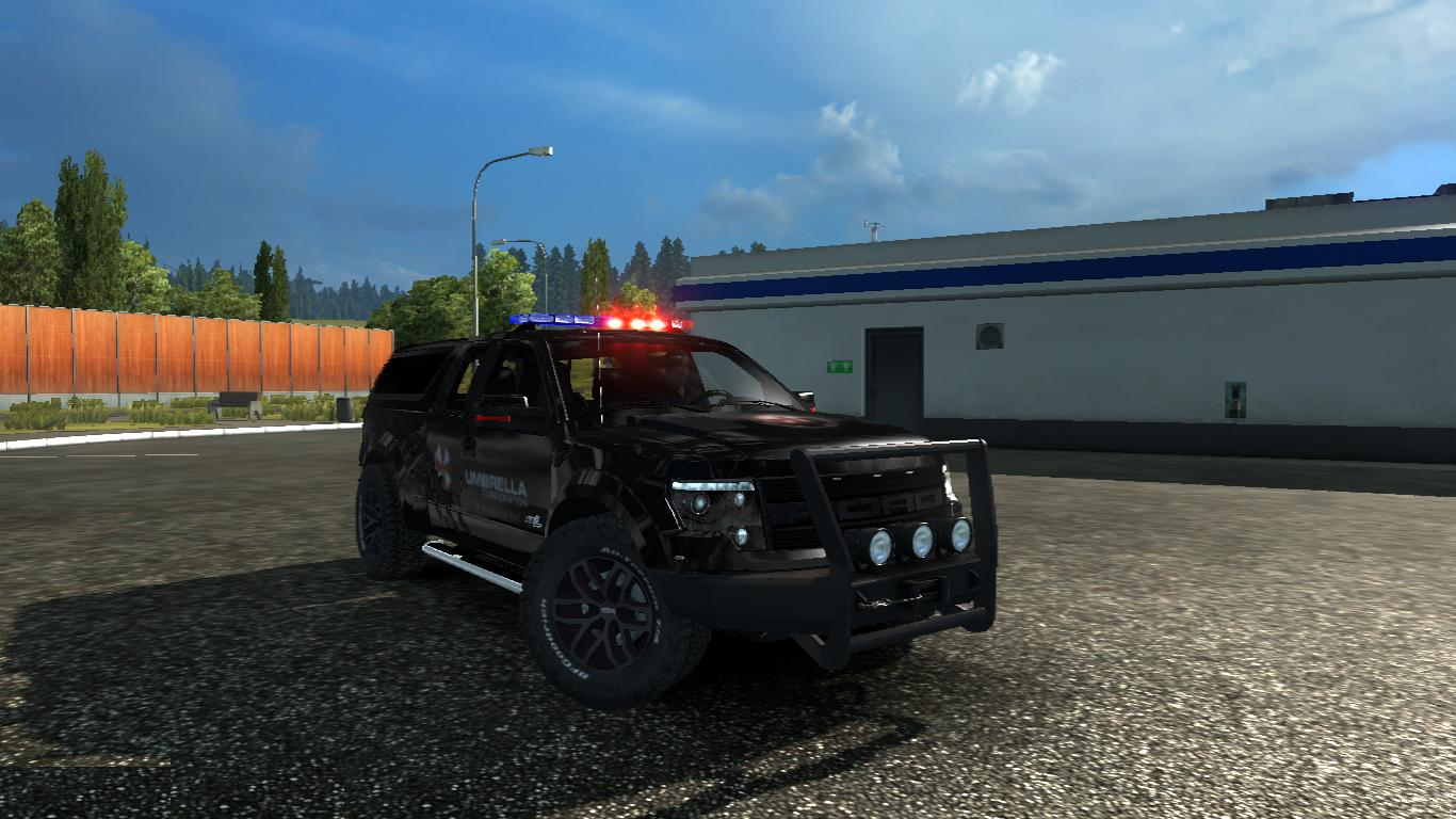 Photo of ETS2 – Ford F150 SVT Raptor V2.5